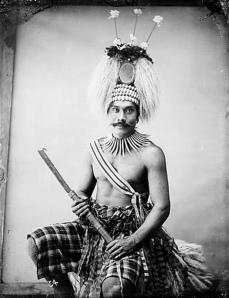 The Samoan Kukri, le Nifo Oti